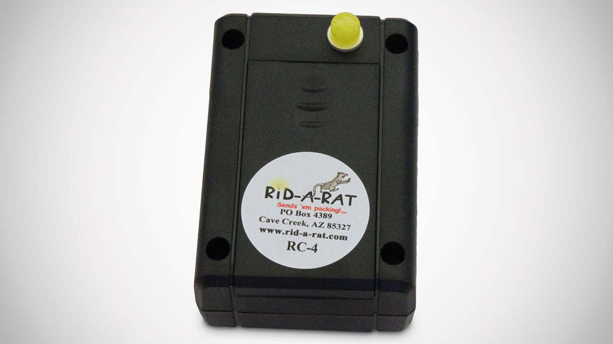 Rid-a-Rat Under-Hood Rodent Deterrent Device