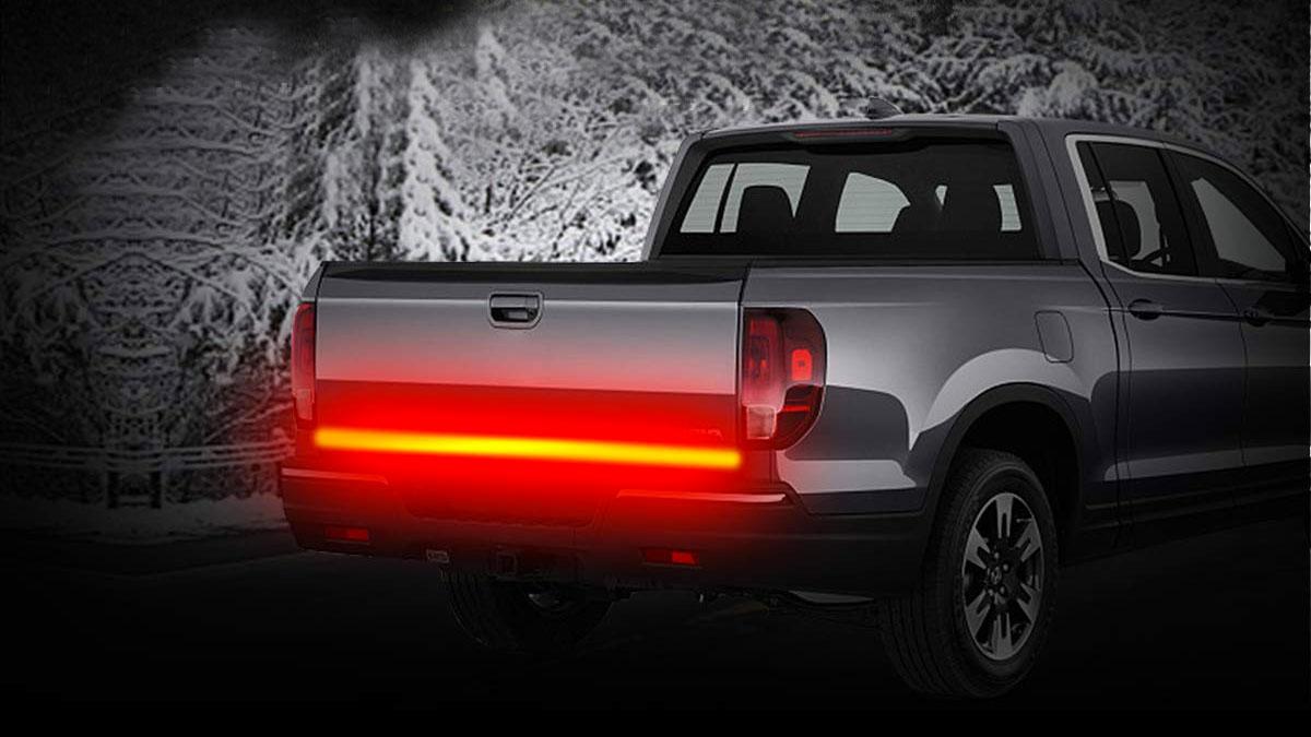 Truck Tailgate LED Light Bar