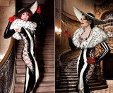 Top 10 Halloween Costumes - Cruella de Vil