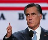 Wee-Handed Mitt Romney