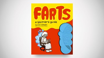 Farts: Spotter's Guides - with Sound Effects!