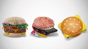 Hamburger Wallets