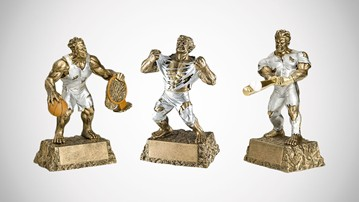 Monster Victory Trophies