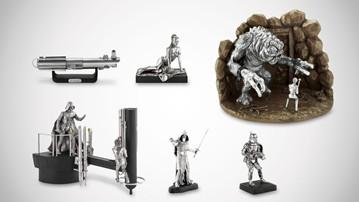 Royal Selangor Star Wars Pewter Figurines