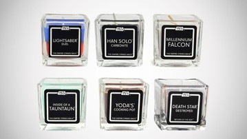 Star Wars: The Original Trilogy Scented Candle Sets