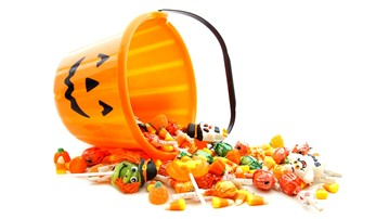 The Worst Halloween Candy