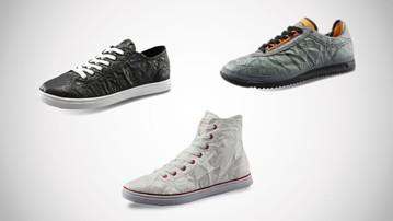 Unstitched Utilities Tyvek Sneakers
