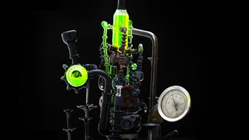 Up in Smoke: Unique Pipes, Vapes & Smoking Gear