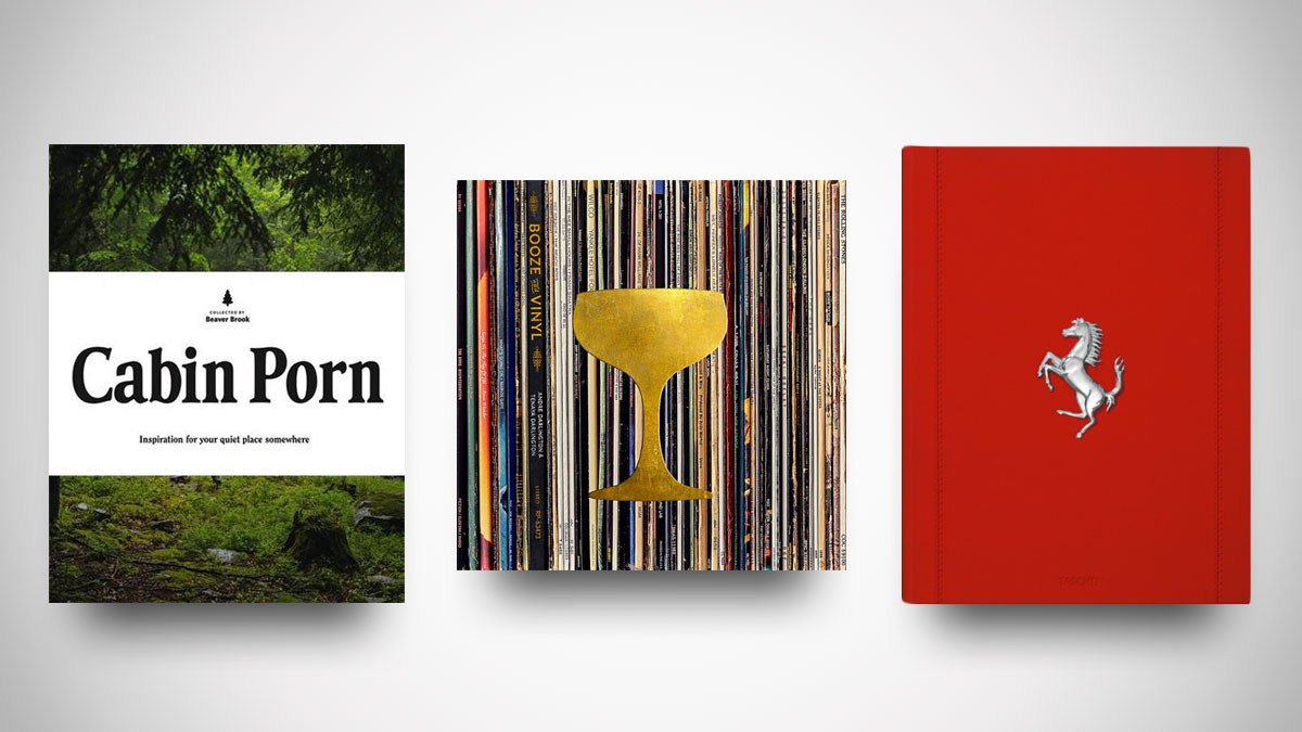 The Best Coffee Table Books for Men