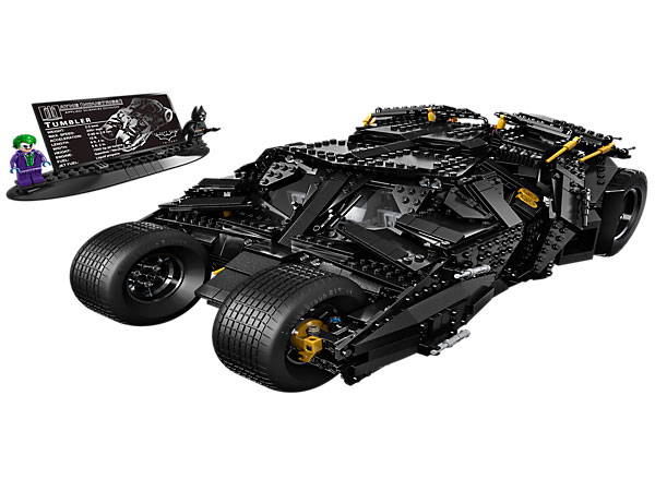 lego batman tumbler. Black Bedroom Furniture Sets. Home Design Ideas