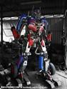 Steampunk Optimus Prime-5060
