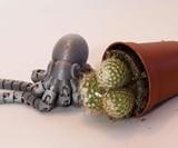3D Printed Articulating Octopus