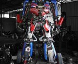 Steampunk Optimus Prime-1194