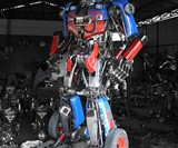 Steampunk Optimus Prime-3898