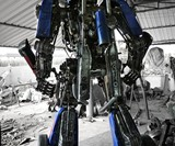 Steampunk Optimus Prime-5177