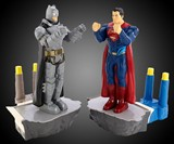 Batman v. Superman Rock Em Sock Em Robots