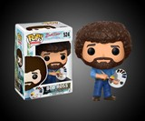Bob Ross Funko Pop Figure