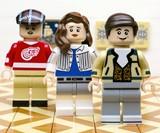 Ferris Bueller LEGO Minifigs