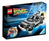 LEGO Back to the Future DeLorean Box