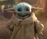 Life-Size Baby Yoda Replica