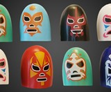Luchadores Thumb Wrestling Thumb Covers