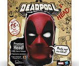 Marvel Legends Interactive Deadpool's Head