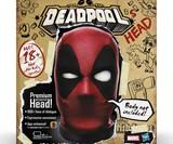 Marvel Legends Interactive Deadpool's Head
