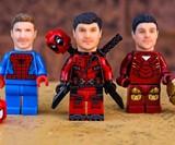 Personalized LEGO Minifigure
