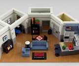 Seinfeld 30th Anniversary LEGO Set