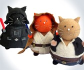 Star Wars Cats Pincushions