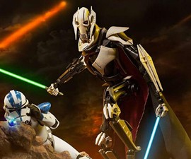 General Grievous Sixth Scale Figure