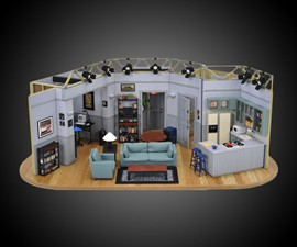 Seinfeld Set Replica