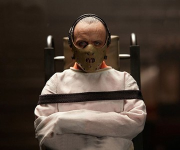 Silence of the Lambs Hannibal Lecter Action Figures