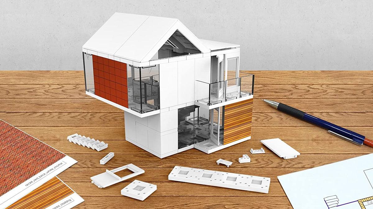 Arckit Architectural Model Building Kits