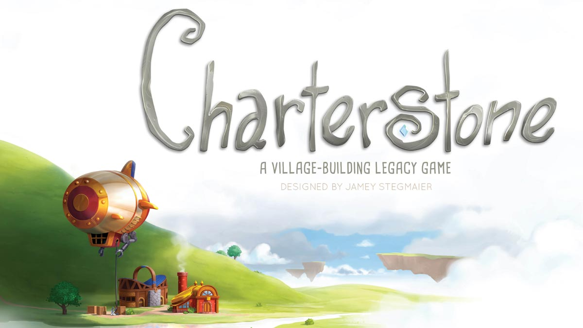 Charterstone - A Village-Building Legacy Game