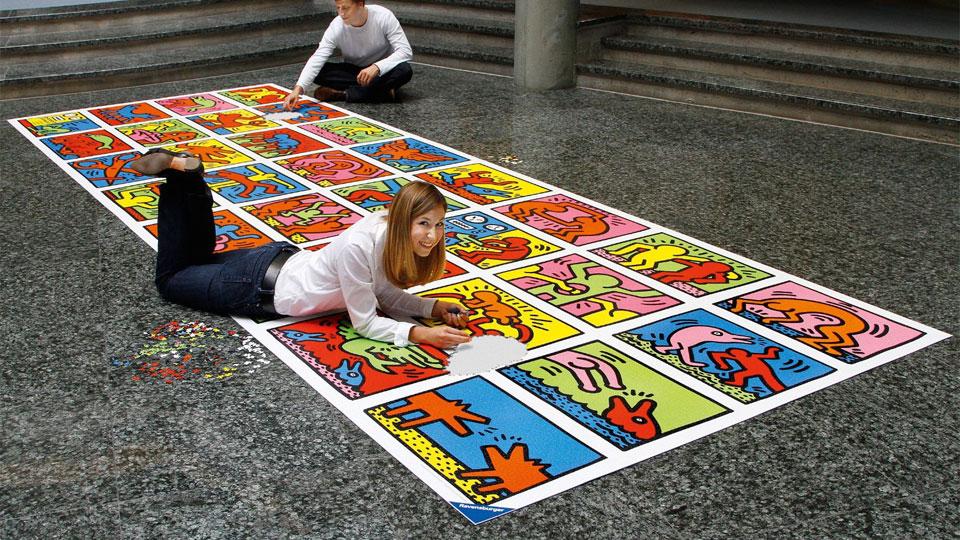 Double Retrospect - 32,000-Piece Puzzle