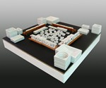Porcelain Mahjong Set