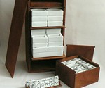 Porcelain Mahjong Set-678