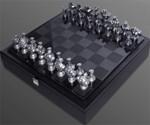 Street Fighter Chess Set