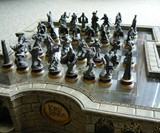 The Lord of the Rings Chess Set