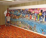World's Largest Jigsaw Puzzle