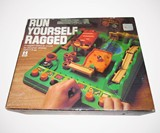 Vintage Board Game: Run Yourself Ragged