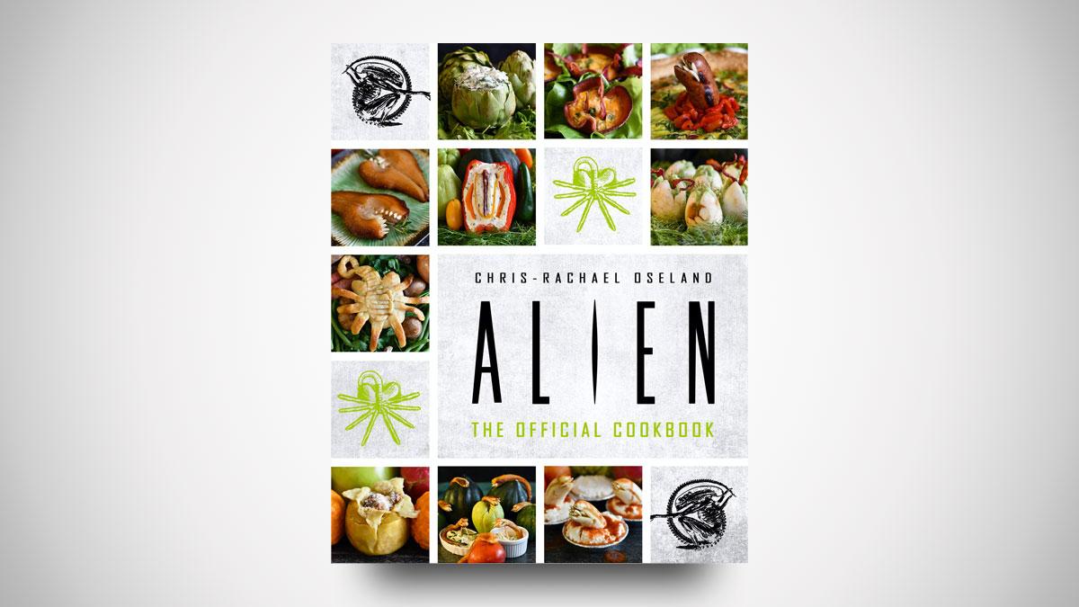 Alien: The Official Cookbook