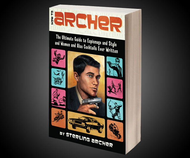 Archer Drinking Game Glass Rules