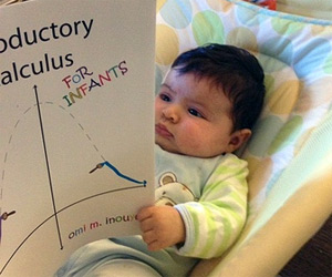 Introductory Calculus for Infants