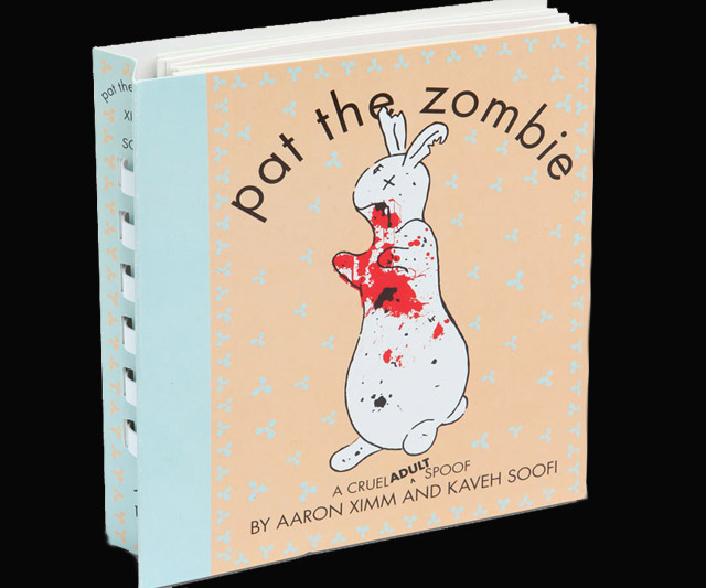 Pat the zombie book dudeiwantthat pat the zombie book negle Image collections