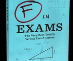 The Best Wrong Test Answers Book