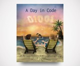 A Day in Code - C Programming Language Picture Book