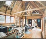 Cabin Porn: Inside