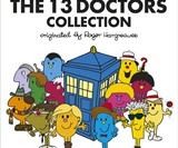 Doctor Who Little Miss & Mr. Men Mashup Books